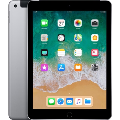 "Apple iPad de 9,7"" Wi-Fi + Cellular - 6ª generación - tableta - 32 GB - 9.7"" - 3G, 4G"