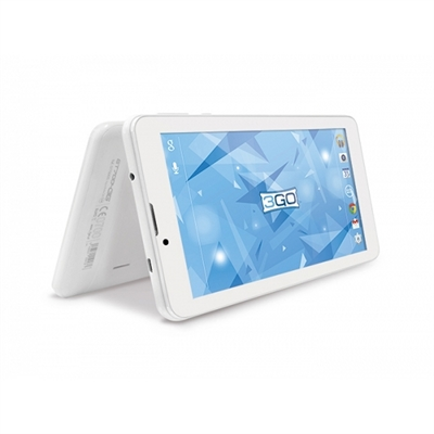 "3GO Tablet 7"""" GT7004 3G 1GB 16GB Blanca"