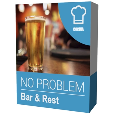 No Problem Módulo Bar&Restaurante Cocina