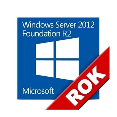 Microsoft Windows Server 2012 R2 Foundation