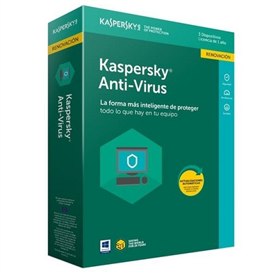 Kaspersky Anti-Virus 2018