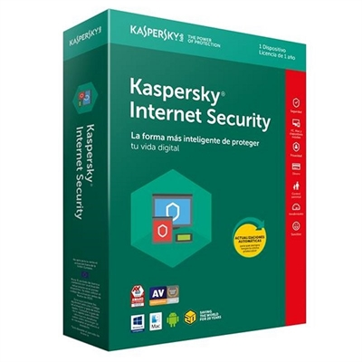 Kaspersky Internet Security Multi-Device  1L / 1A
