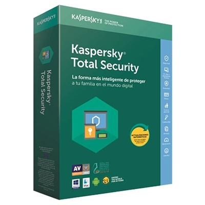 Kaspersky Total Security Multi-Device  5L / 1A EE