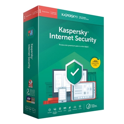 Kaspersky Internet Security MD 2019 1L/1A