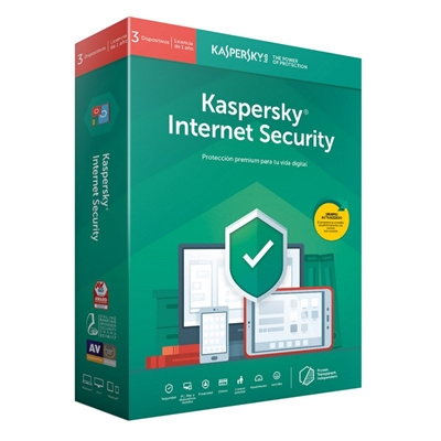 Kaspersky Internet Security MD 2019 3L/1A