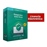 Kaspersky Antivirus 2019 1L/1A RN ESD
