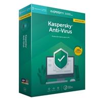 Kaspersky Antivirus 2020 3L/1A RN